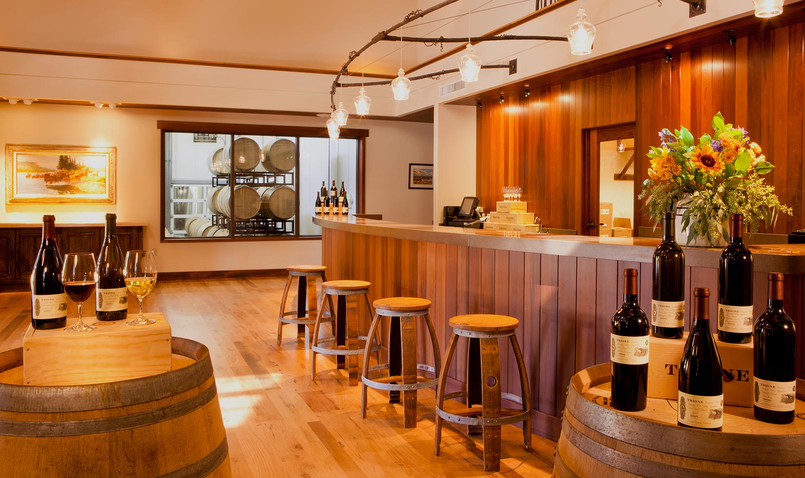 Alexander Valley Tasting Room