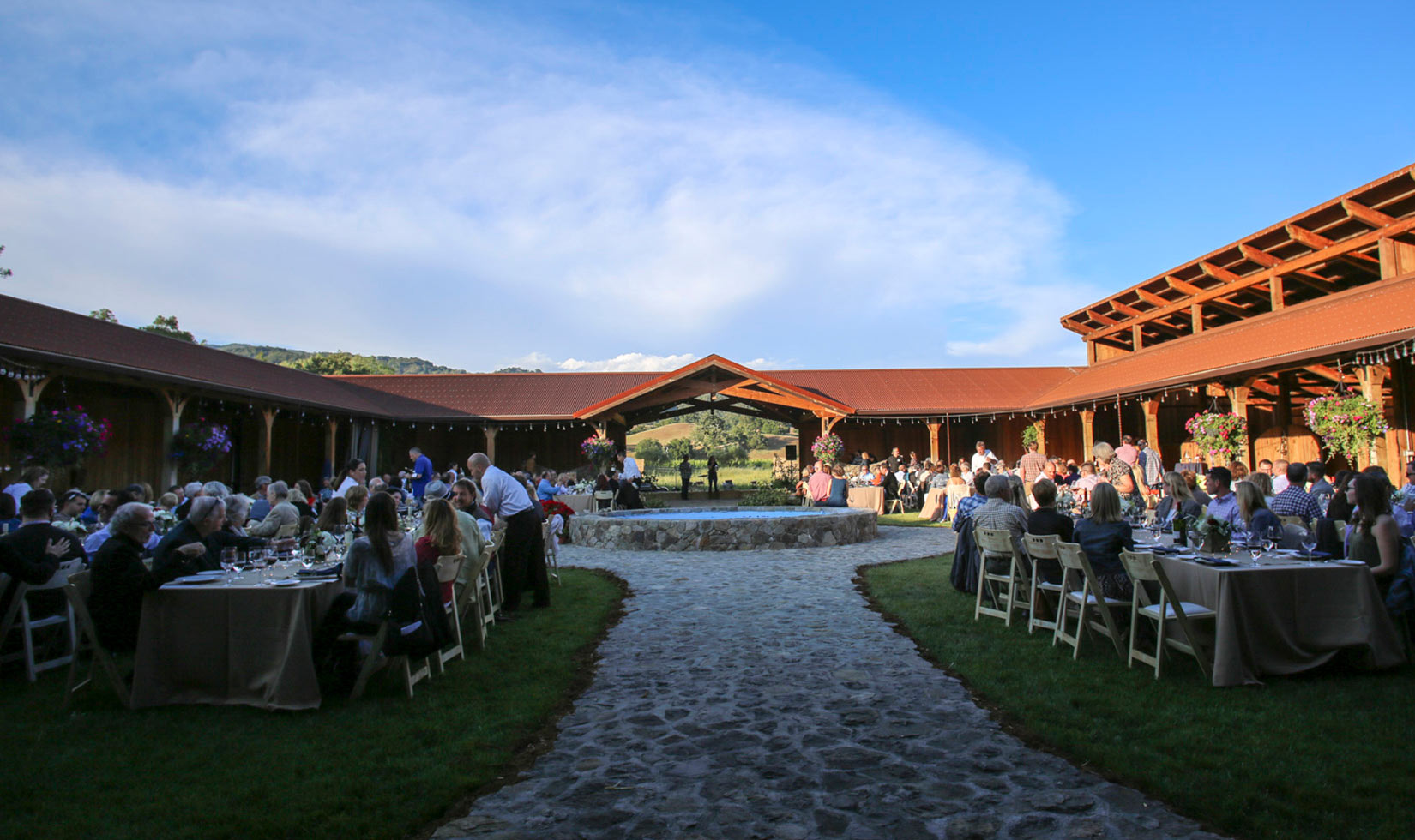 Winery Event Sonoma County Alexander Valley
