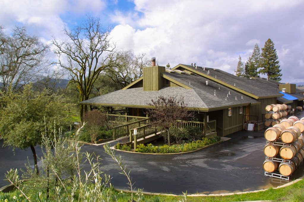 Alexander Valley Vineyards Tasting Room
