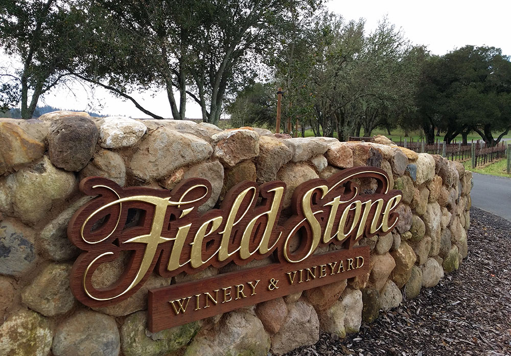 Field Stone Winery Alexander Valley California