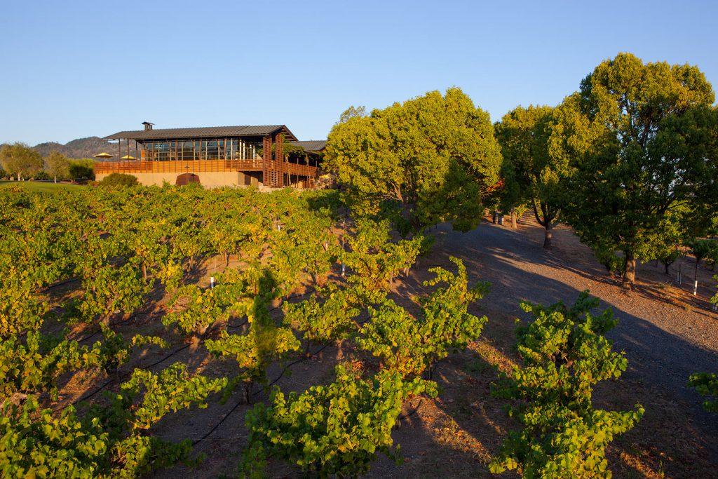 Foley Sonoma Winery Alexander Valley