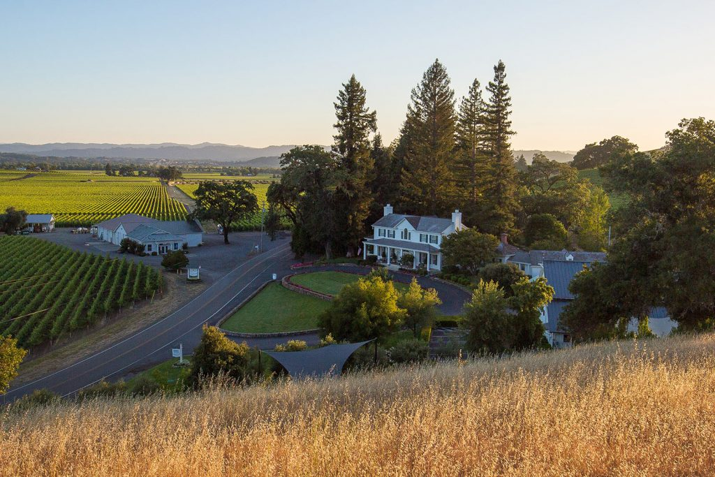 Robert Young Estate Winery Geyserville