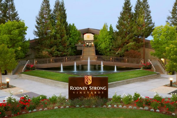 Rodney Strong Winery Healdsburg