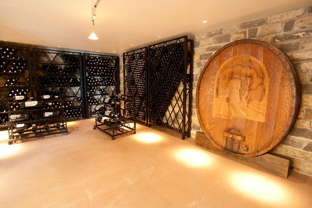 Silver Oak Winery Wine Tasting Geyserville California