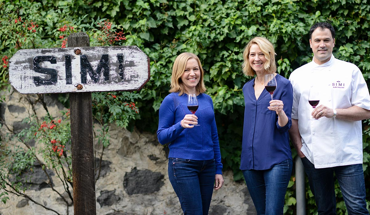 Simi Winery Healdsburg
