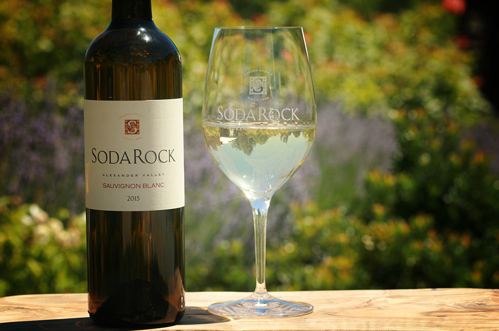 Soda Rock Winery Alexander Valley California