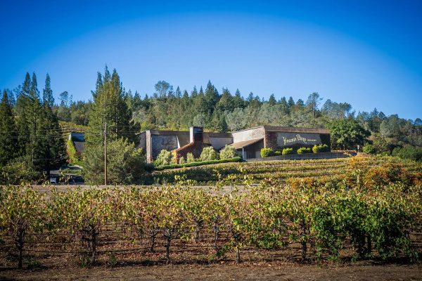 Virginia Dare Winery Alexander Valley California