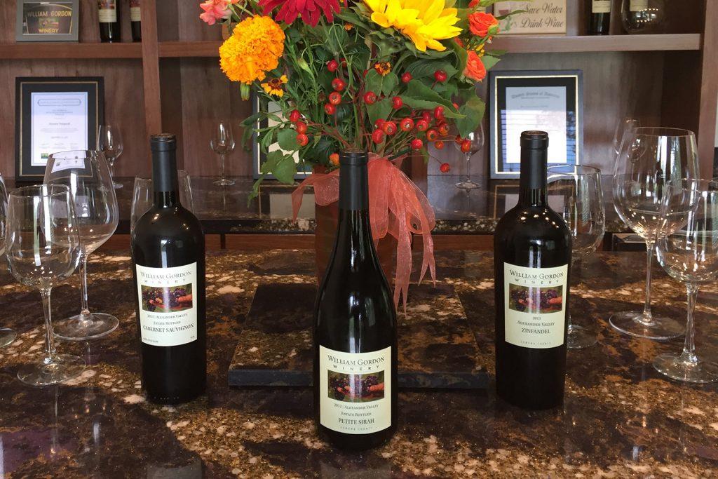 William Gordon Wine California